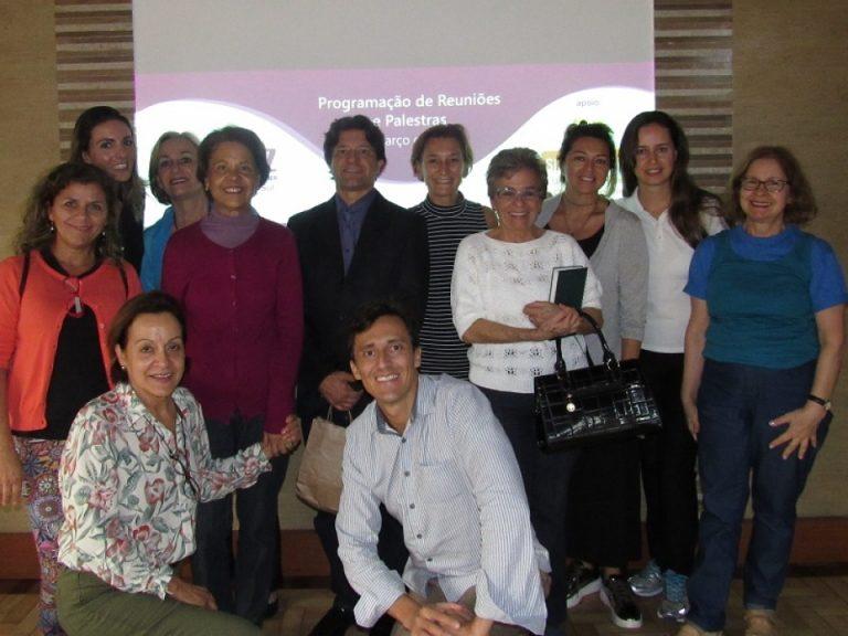 Palestras sobre Alzheimer no SINDIHOSPA ampliam informações para cuidadores de pacientes