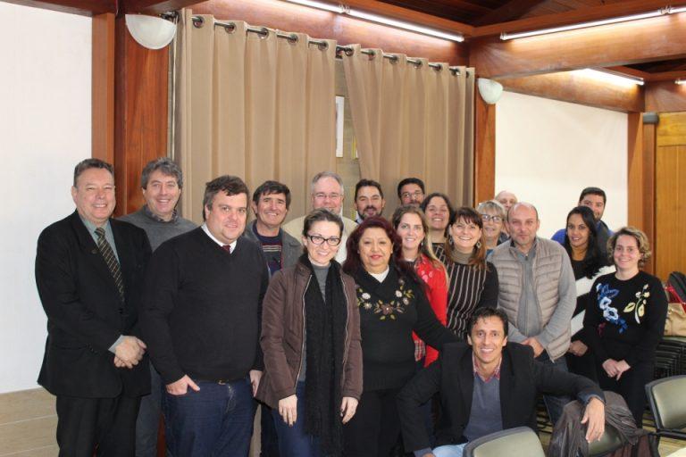 Reunião entre SINDIHOSPA e Delegacia do Idoso busca fortalecer rede de proteção