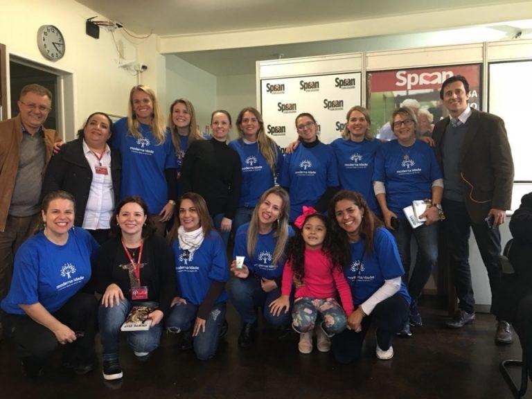 SINDIHOSPA promove ação social na Spaan