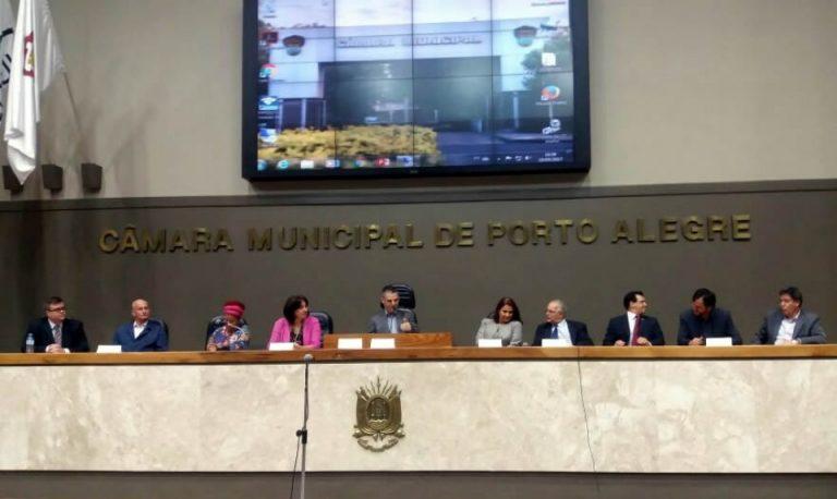 Seminário debate a regulamentação da profissão de cuidador de idosos