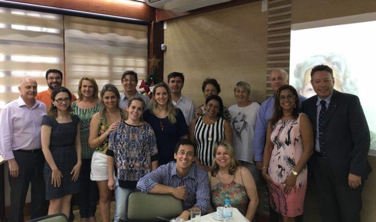 SINDIHOSPA e ABRAz/RS reforçam parceria para 2017
