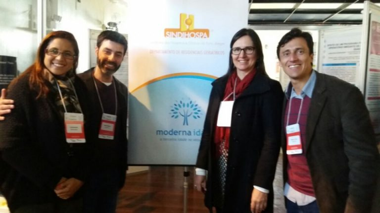 SINDIHOSPA participa da 18ª Jornada de Inverno da Sociedade Brasileira de Geriatria e Gerontologia
